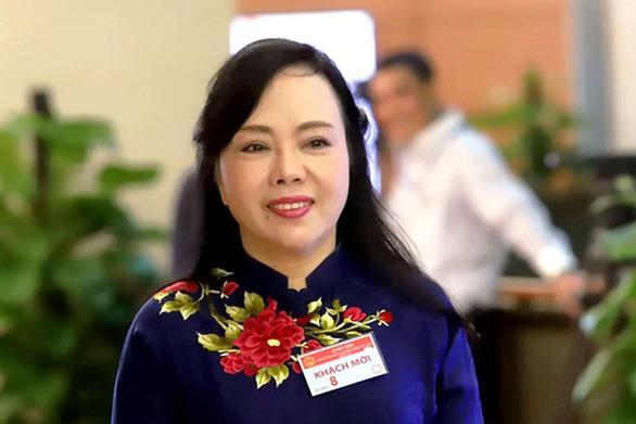 Bà Nguyễn Thị Kim Tiến rời cương vị
