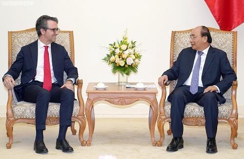 Thúc đẩy hợp tác Việt Nam - EU