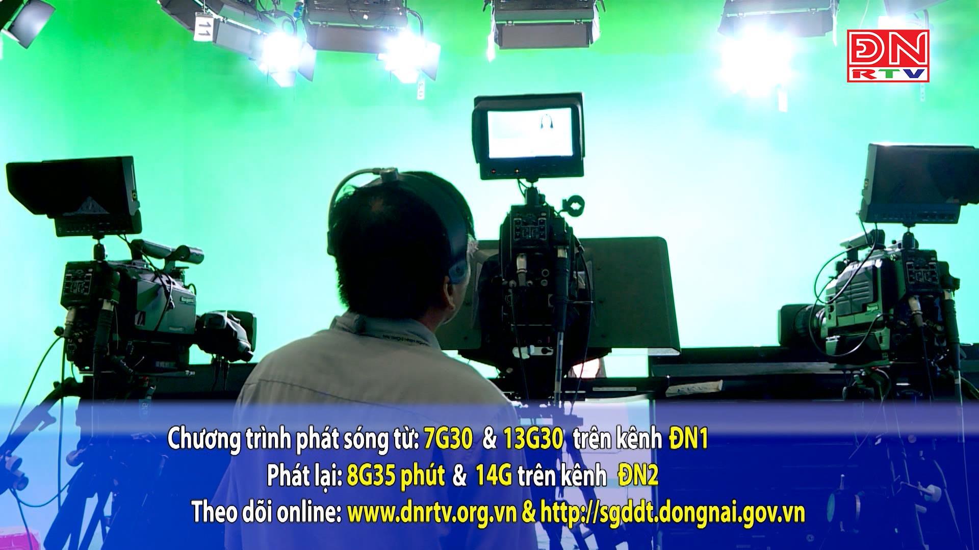 Chương trình ôn tập kiến thức qua truyền hình ĐNRTV: Phụ huynh đồng tình ủng hộ