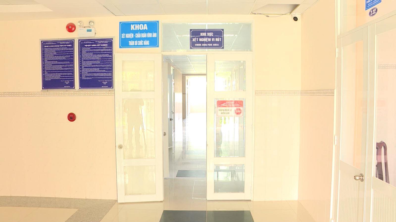 Đồng Nai có 3 đơn vị được cấp phép thực hiện xét nghiệm virus SARS-COV-2