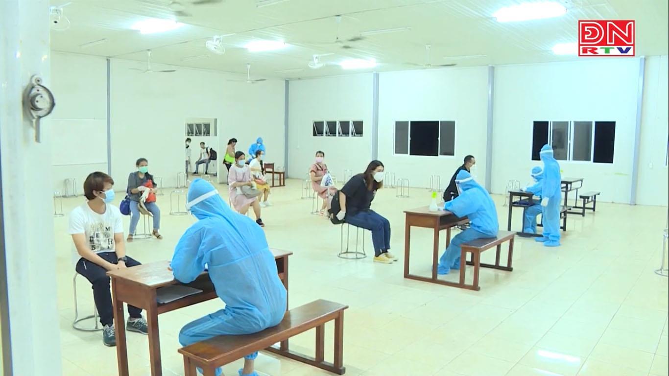 237 người từ Đài Loan về cách ly tại Đồng Nai đều âm tính với SARS-COV-2