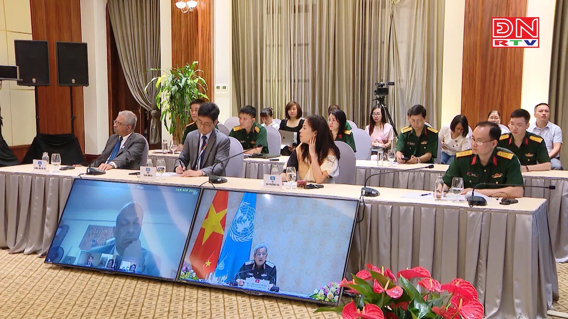 Tăng cường hợp tác giữa Việt Nam và Liên hợp quốc