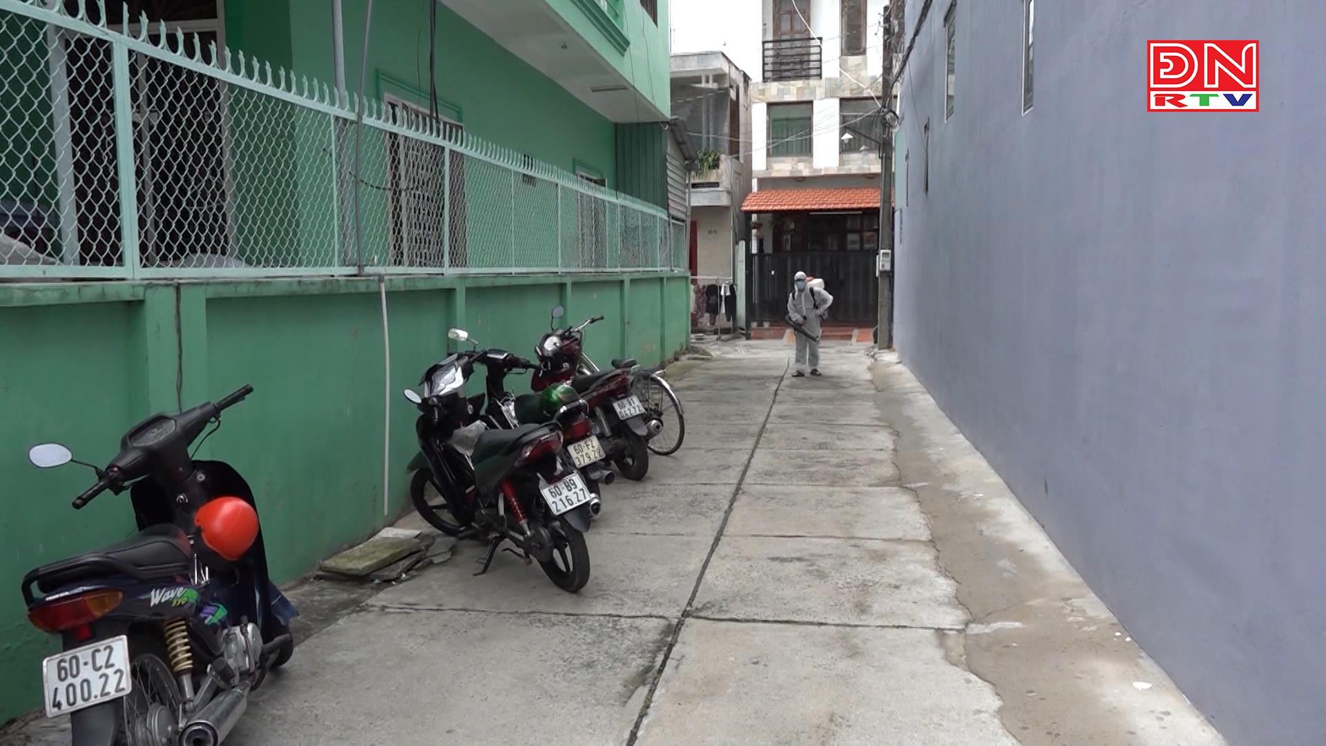 Biên Hòa: Cách ly tập trung 19 trường hợp F1