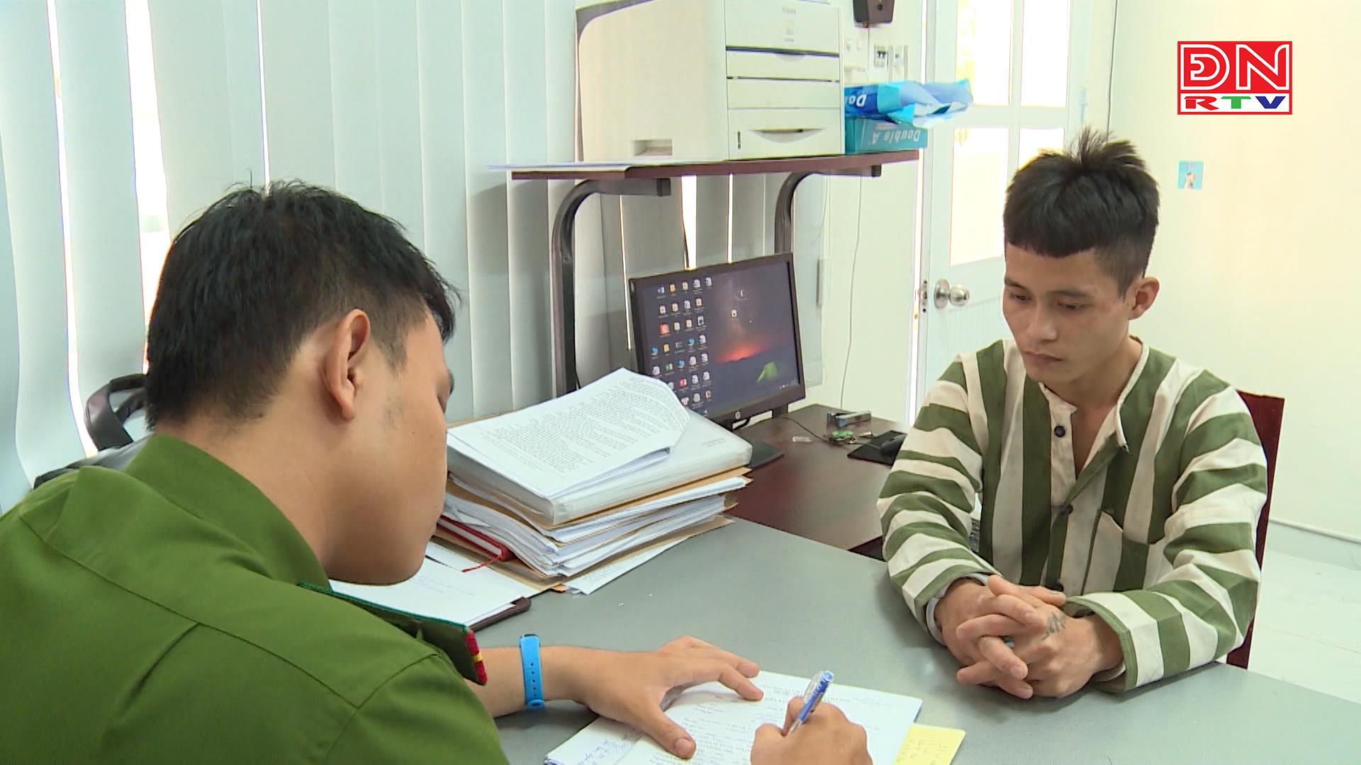 Công an Xuân Lộc bắt nhóm chuyên trộm cắp xe máy