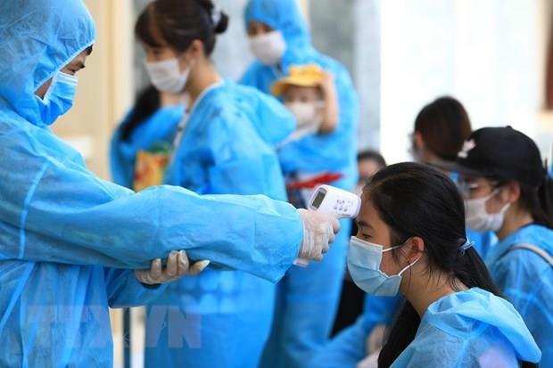 Một người nước ngoài được phát hiện mắc Covid-19 sau khi từ TPHCM về nước