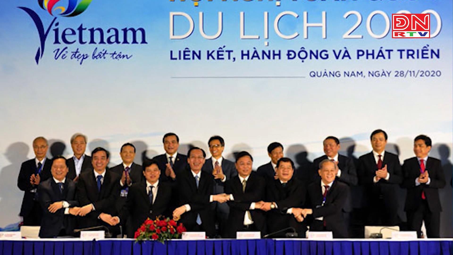 Hội nghị toàn quốc du lịch 2020: Liên kết, hành động để phát triển